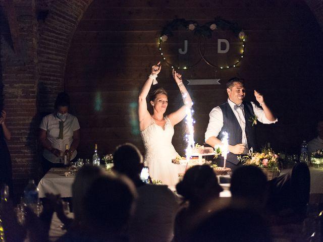 Le mariage de Jérôme et Delphine à L'Isle-Jourdain, Gers 29