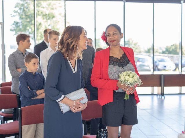 Le mariage de Cédric et Violène à Vigneux-de-Bretagne, Loire Atlantique 3