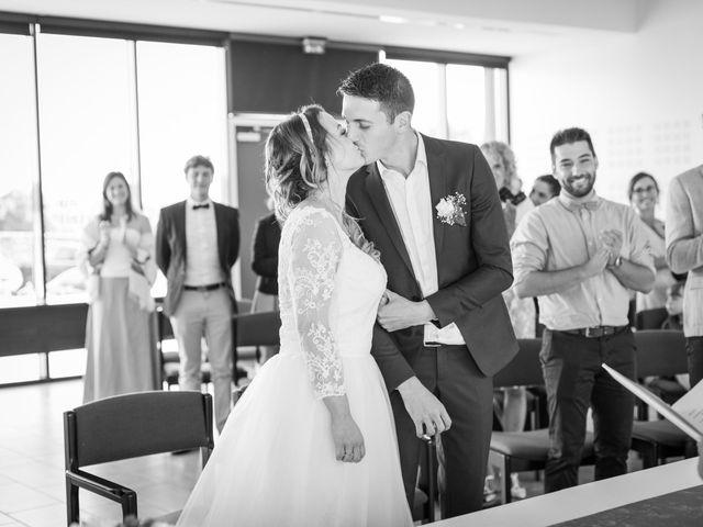 Le mariage de Cédric et Violène à Vigneux-de-Bretagne, Loire Atlantique 4