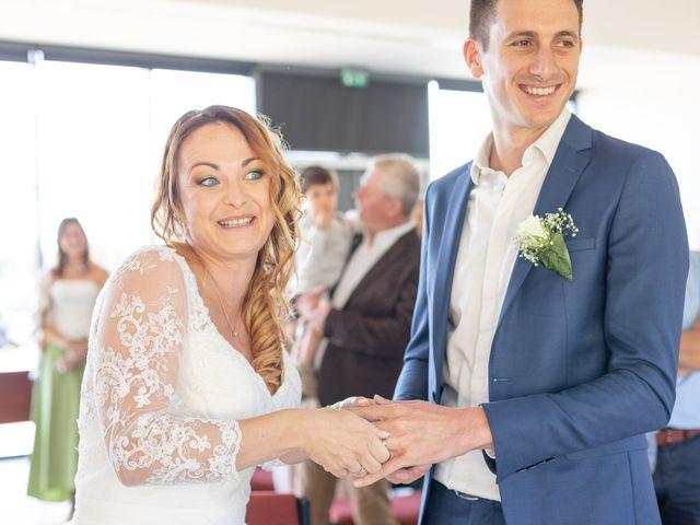 Le mariage de Cédric et Violène à Vigneux-de-Bretagne, Loire Atlantique 5
