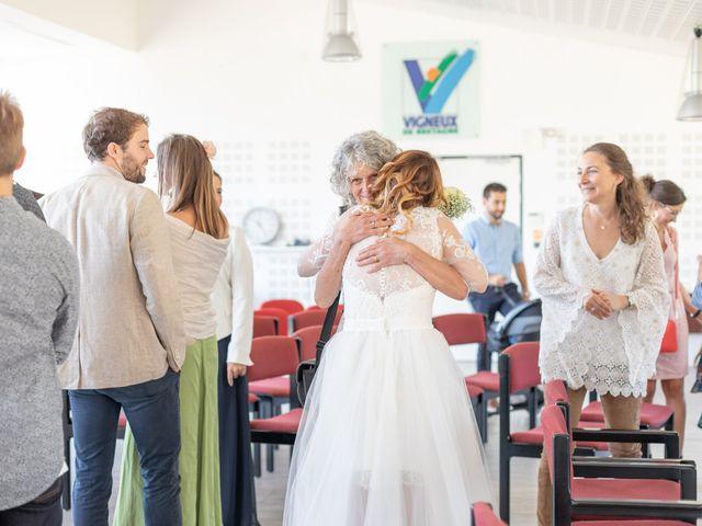 Le mariage de Cédric et Violène à Vigneux-de-Bretagne, Loire Atlantique 8