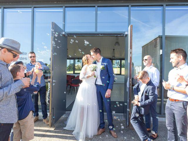 Le mariage de Cédric et Violène à Vigneux-de-Bretagne, Loire Atlantique 9