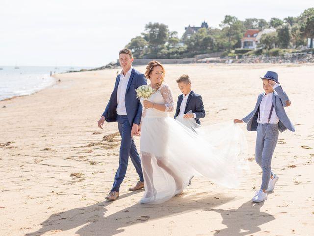 Le mariage de Cédric et Violène à Vigneux-de-Bretagne, Loire Atlantique 18