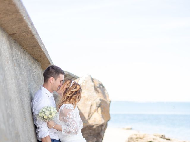 Le mariage de Cédric et Violène à Vigneux-de-Bretagne, Loire Atlantique 27