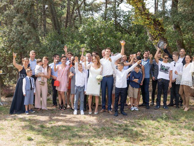 Le mariage de Cédric et Violène à Vigneux-de-Bretagne, Loire Atlantique 36