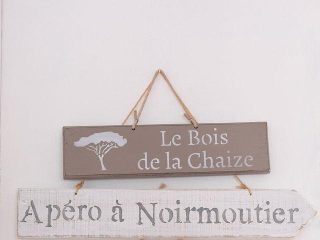 Le mariage de Cédric et Violène à Vigneux-de-Bretagne, Loire Atlantique 15