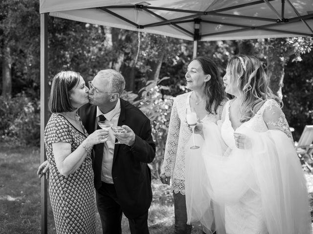 Le mariage de Cédric et Violène à Vigneux-de-Bretagne, Loire Atlantique 38