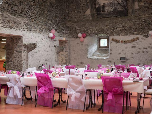 Le mariage de Raphaëlle  et Estebane  à Salins-les-Thermes, Savoie 8