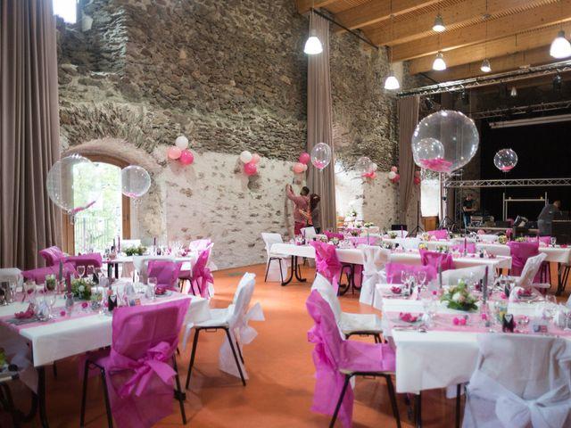 Le mariage de Raphaëlle  et Estebane  à Salins-les-Thermes, Savoie 17
