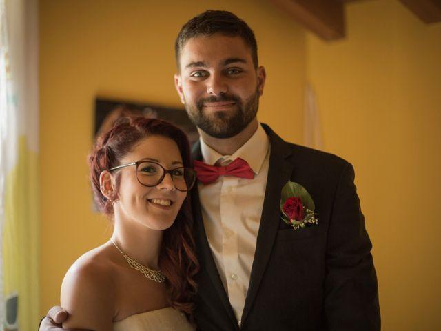 Le mariage de Raphaëlle  et Estebane  à Salins-les-Thermes, Savoie 30