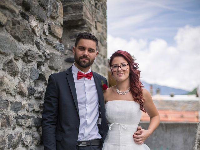 Le mariage de Raphaëlle  et Estebane  à Salins-les-Thermes, Savoie 32