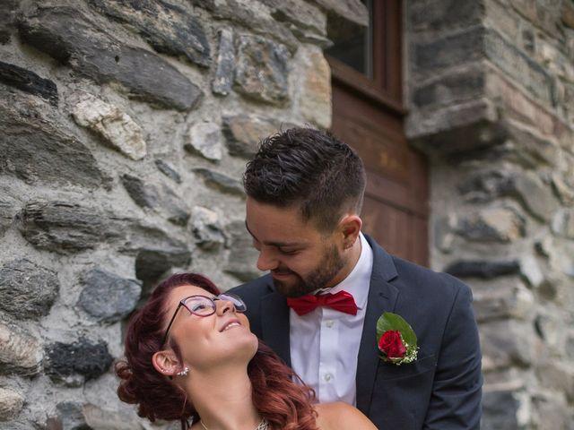 Le mariage de Raphaëlle  et Estebane  à Salins-les-Thermes, Savoie 34