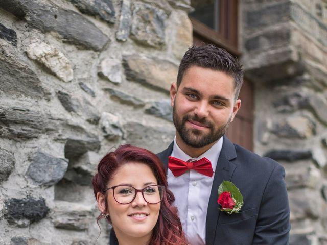 Le mariage de Raphaëlle  et Estebane  à Salins-les-Thermes, Savoie 35