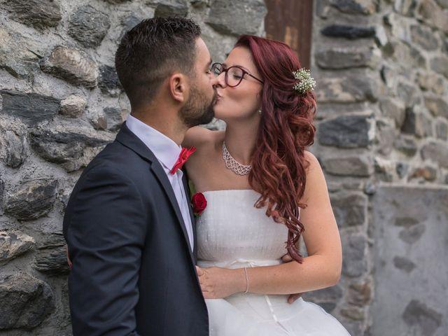 Le mariage de Raphaëlle  et Estebane  à Salins-les-Thermes, Savoie 36