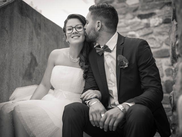 Le mariage de Raphaëlle  et Estebane  à Salins-les-Thermes, Savoie 40