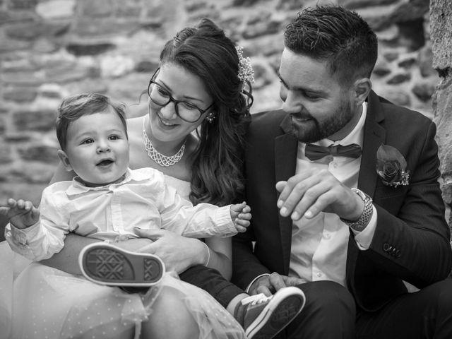 Le mariage de Raphaëlle  et Estebane  à Salins-les-Thermes, Savoie 43
