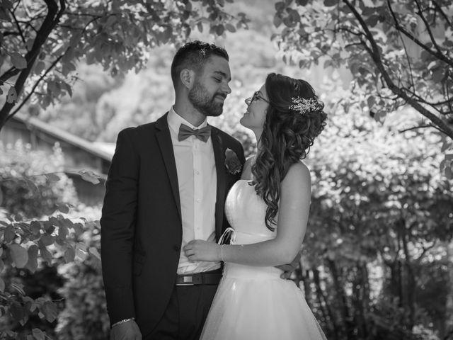 Le mariage de Raphaëlle  et Estebane  à Salins-les-Thermes, Savoie 45