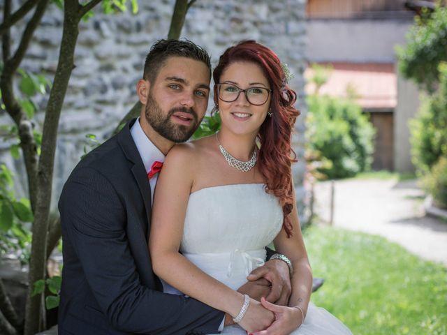 Le mariage de Raphaëlle  et Estebane  à Salins-les-Thermes, Savoie 48