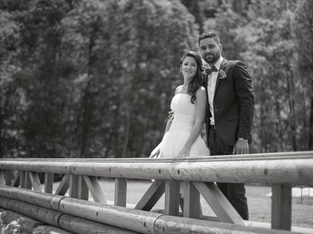 Le mariage de Raphaëlle  et Estebane  à Salins-les-Thermes, Savoie 51