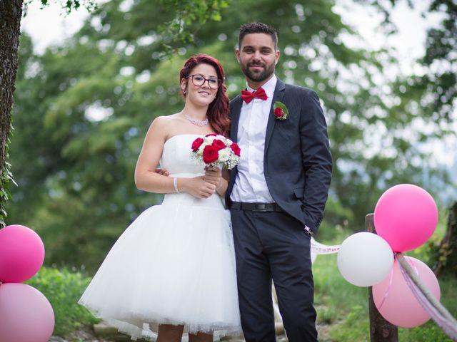 Le mariage de Raphaëlle  et Estebane  à Salins-les-Thermes, Savoie 53