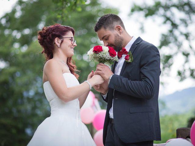 Le mariage de Raphaëlle  et Estebane  à Salins-les-Thermes, Savoie 54