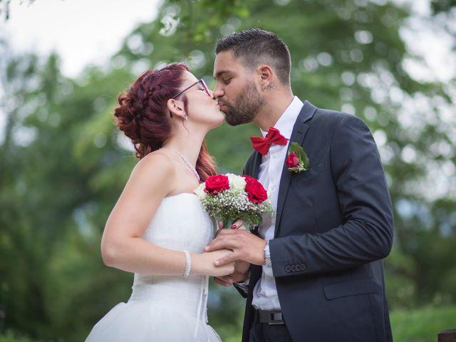 Le mariage de Raphaëlle  et Estebane  à Salins-les-Thermes, Savoie 55