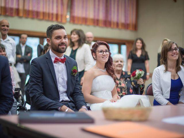 Le mariage de Raphaëlle  et Estebane  à Salins-les-Thermes, Savoie 66