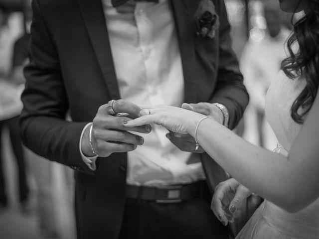 Le mariage de Raphaëlle  et Estebane  à Salins-les-Thermes, Savoie 69