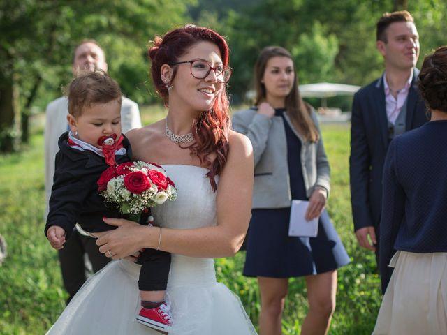 Le mariage de Raphaëlle  et Estebane  à Salins-les-Thermes, Savoie 75