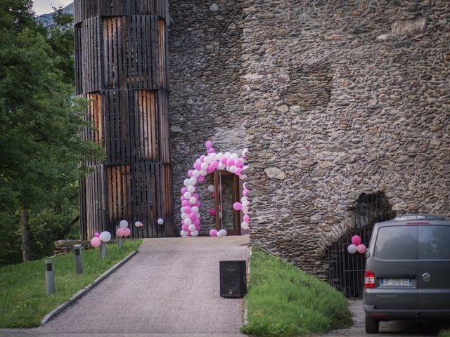 Le mariage de Raphaëlle  et Estebane  à Salins-les-Thermes, Savoie 76