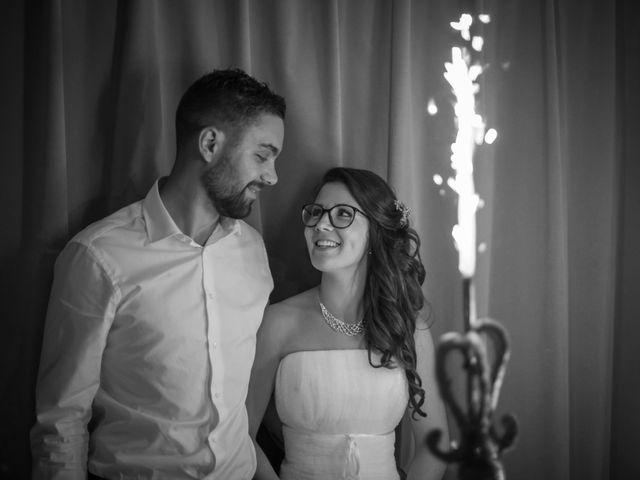 Le mariage de Raphaëlle  et Estebane  à Salins-les-Thermes, Savoie 83