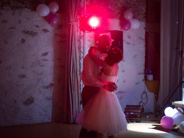 Le mariage de Raphaëlle  et Estebane  à Salins-les-Thermes, Savoie 84