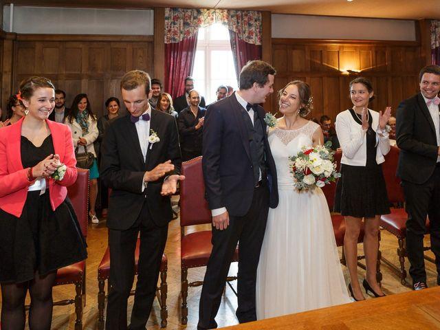 Le mariage de Charles et Annabelle à Mayenne, Mayenne 10