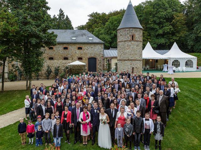 Le mariage de Charles et Annabelle à Mayenne, Mayenne 11