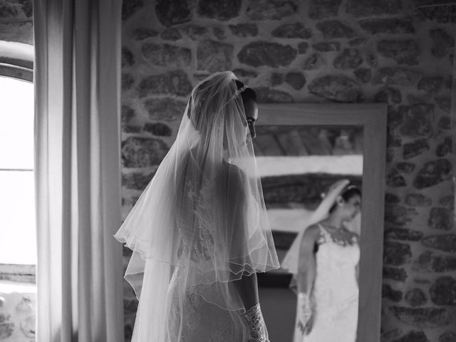 Le mariage de Anthony et Shamee à Pierrefeu-du-Var, Var 6