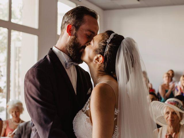 Le mariage de Anthony et Shamee à Pierrefeu-du-Var, Var 14