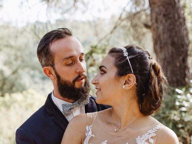 Le mariage de Anthony et Shamee à Pierrefeu-du-Var, Var 15