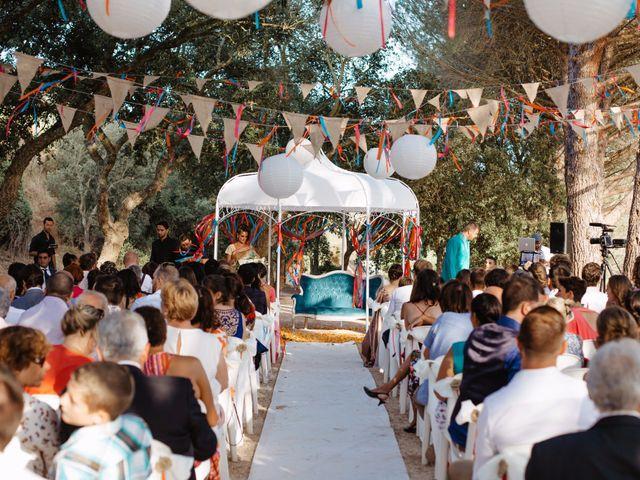 Le mariage de Anthony et Shamee à Pierrefeu-du-Var, Var 16