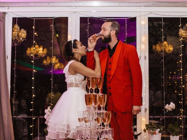 Le mariage de Anthony et Shamee à Pierrefeu-du-Var, Var 22