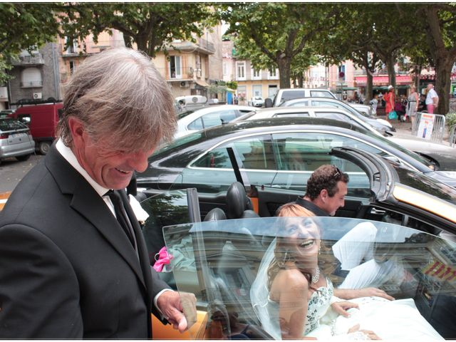Le mariage de Martine et Lionel à Les Arcs, Var 5