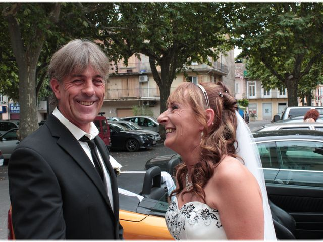 Le mariage de Martine et Lionel à Les Arcs, Var 6