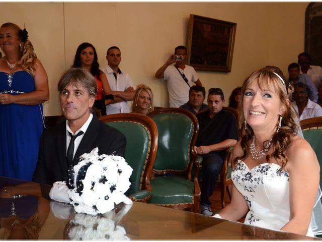 Le mariage de Martine et Lionel à Les Arcs, Var 7