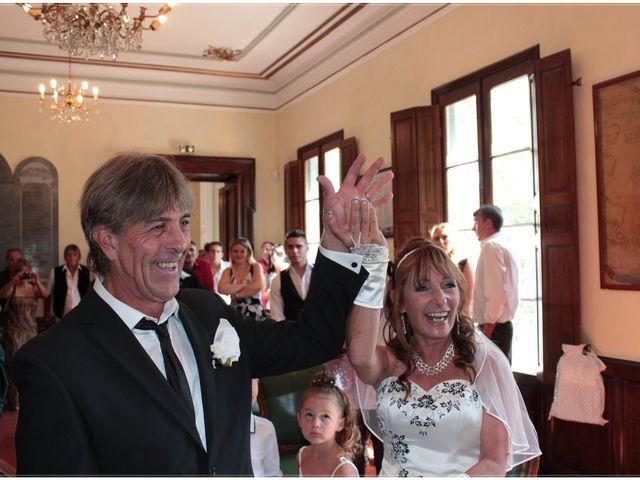 Le mariage de Martine et Lionel à Les Arcs, Var 11