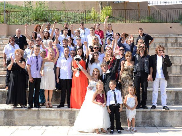 Le mariage de Martine et Lionel à Les Arcs, Var 14