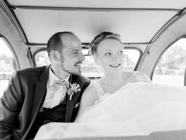 Le mariage de David et Céline à Saint-Gilles-de-la-Neuville, Seine-Maritime 5
