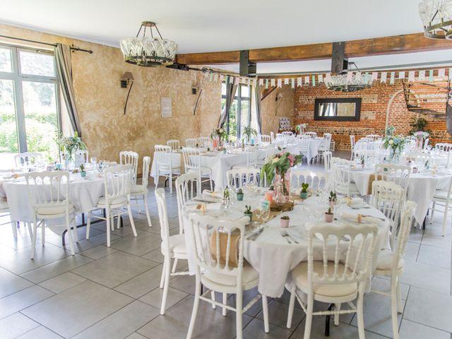 Le mariage de David et Céline à Saint-Gilles-de-la-Neuville, Seine-Maritime 7