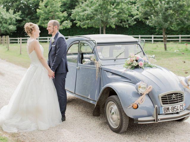 Le mariage de David et Céline à Saint-Gilles-de-la-Neuville, Seine-Maritime 17