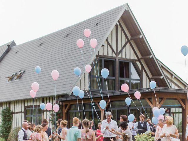 Le mariage de David et Céline à Saint-Gilles-de-la-Neuville, Seine-Maritime 31