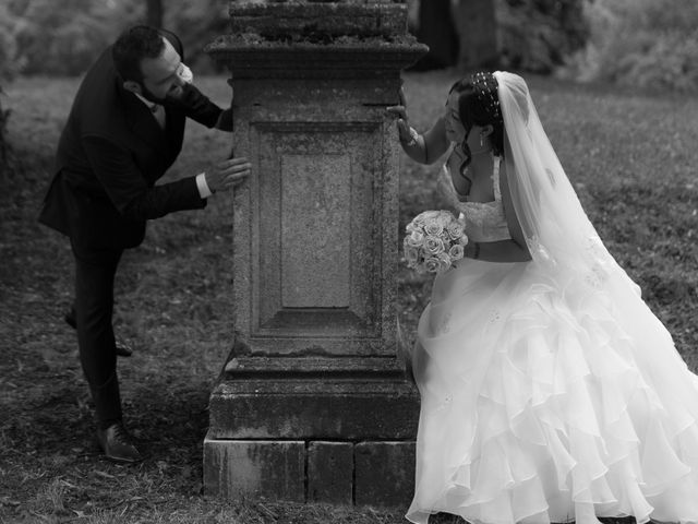 Le mariage de Guillaume et Auriane à Laneuveville-devant-Nancy, Meurthe-et-Moselle 1