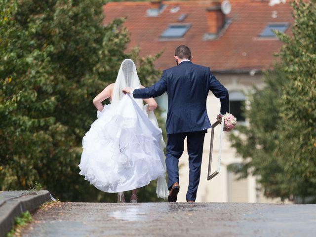 Le mariage de Guillaume et Auriane à Laneuveville-devant-Nancy, Meurthe-et-Moselle 17